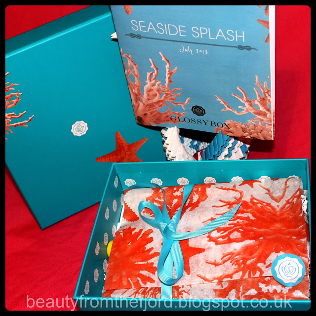 Glossybox Seaside Splash
