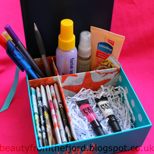 Glossybox DIY 3 – Beauty & Stationary Storage Box