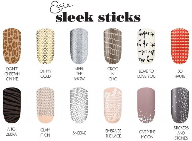 Essie Sleek Stick in So Haute!