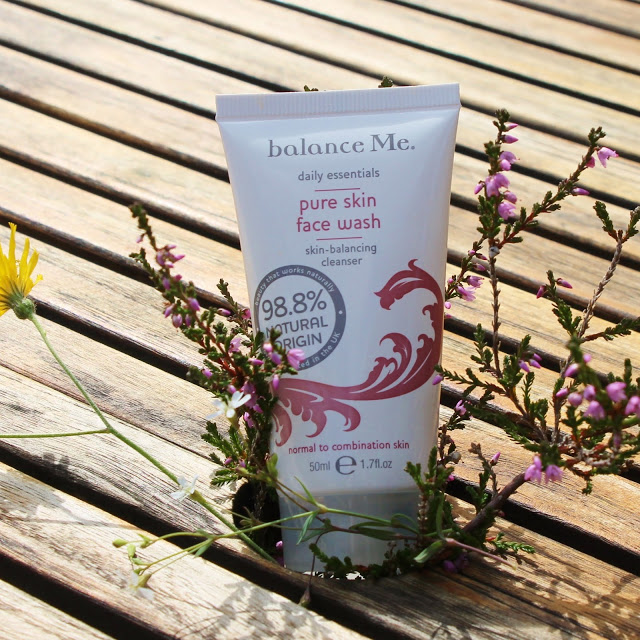 Balance Me Pure Skin Face Wash Review
