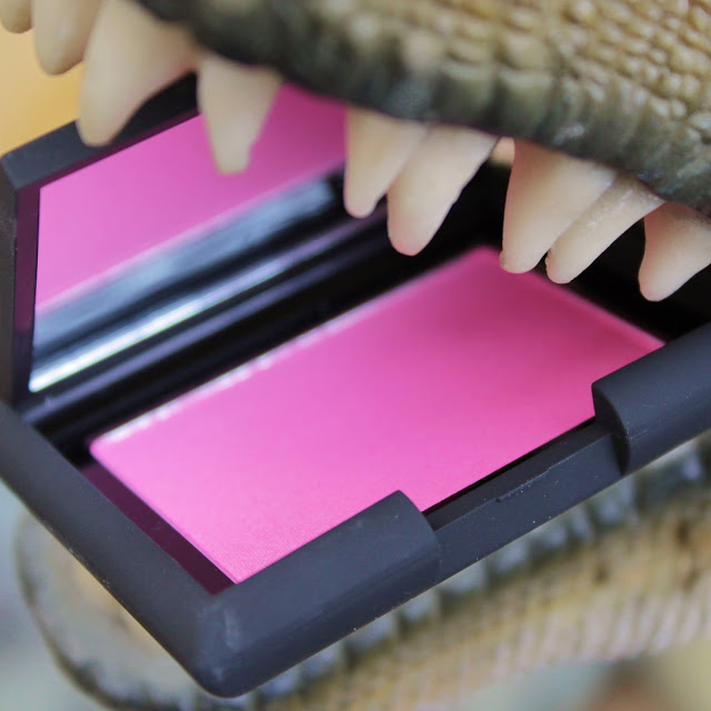 My Favourite Blog Photos from 2013 Smooch Cosmetics Blusher in Sugar Rush