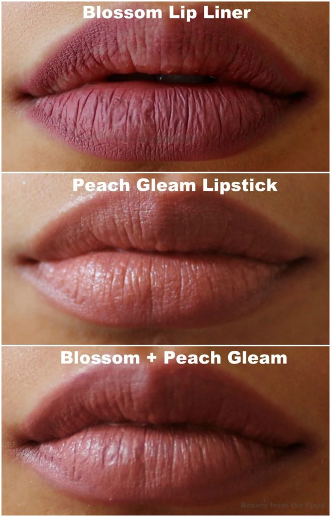 Lord & Berry Intensity Satin Lipstick and Kissproof Lip Liner Review and Swatches
