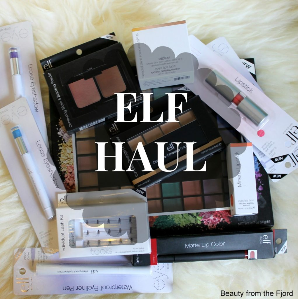 My First ELF Haul