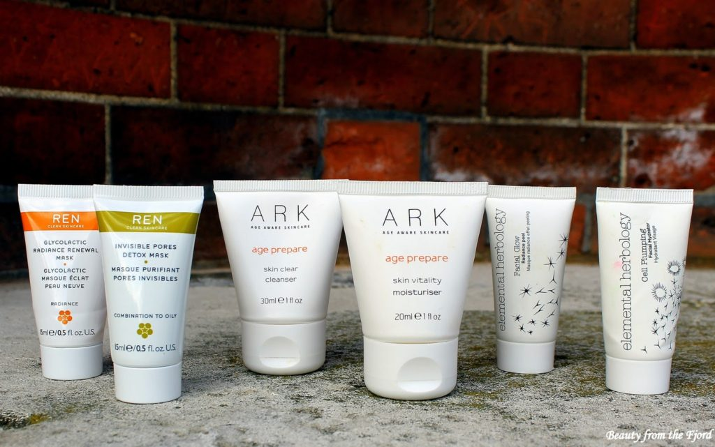 Miniature Review: ARK Skincare, Ren Skincare and Elemental Herbology