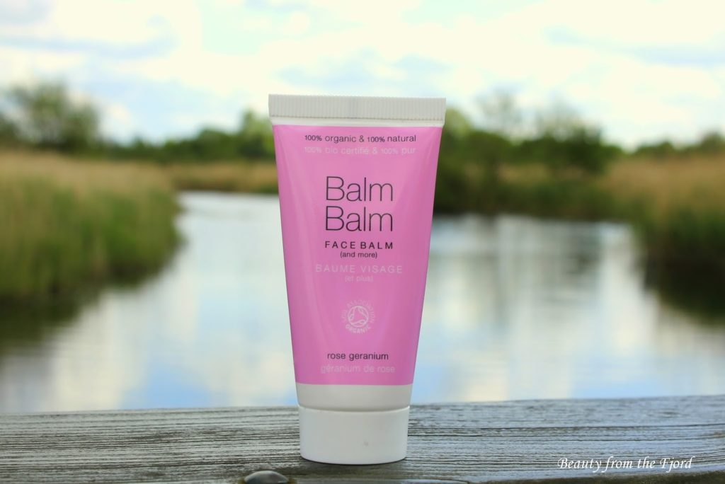 Balm Balm Rose Geranium Face Balm Review