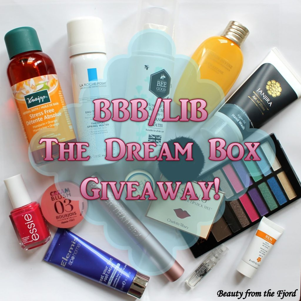 The British Beauty Blogger Dream Box Giveaway