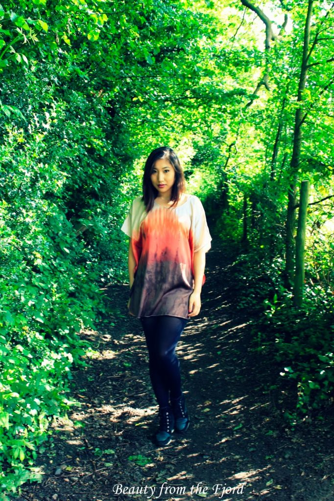 Outfit: In the Forest Burning Bright!