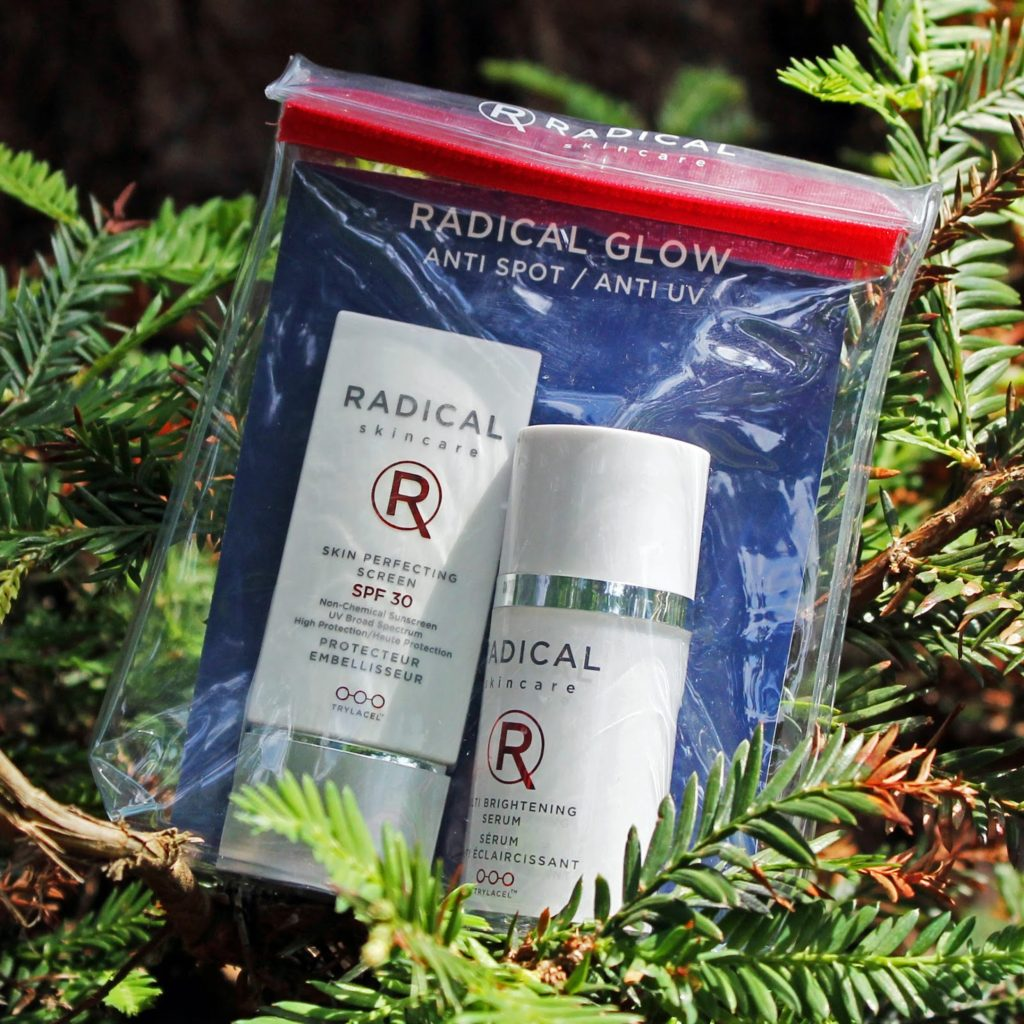 Radical Skincare Radical Glow Set Review