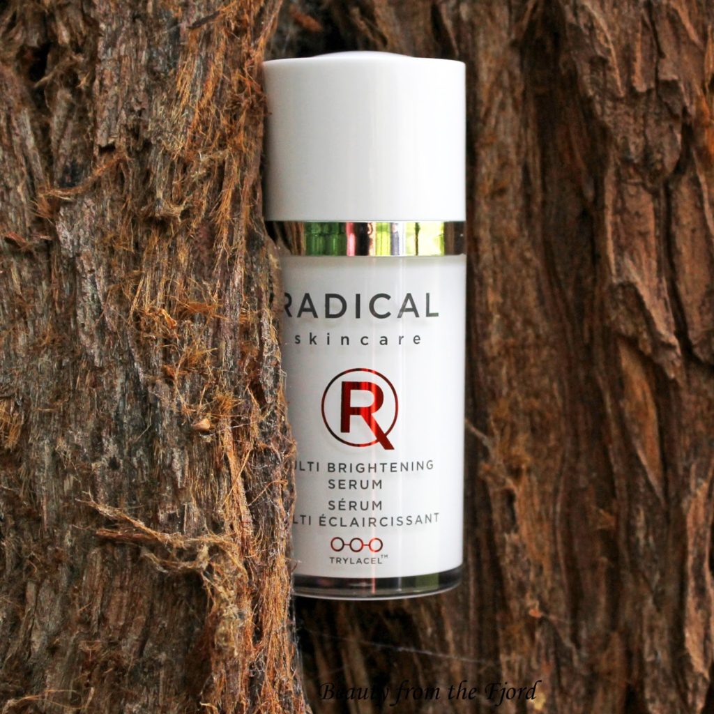 Radical Skincare Radical Glow Set - Multi Brightening Serum