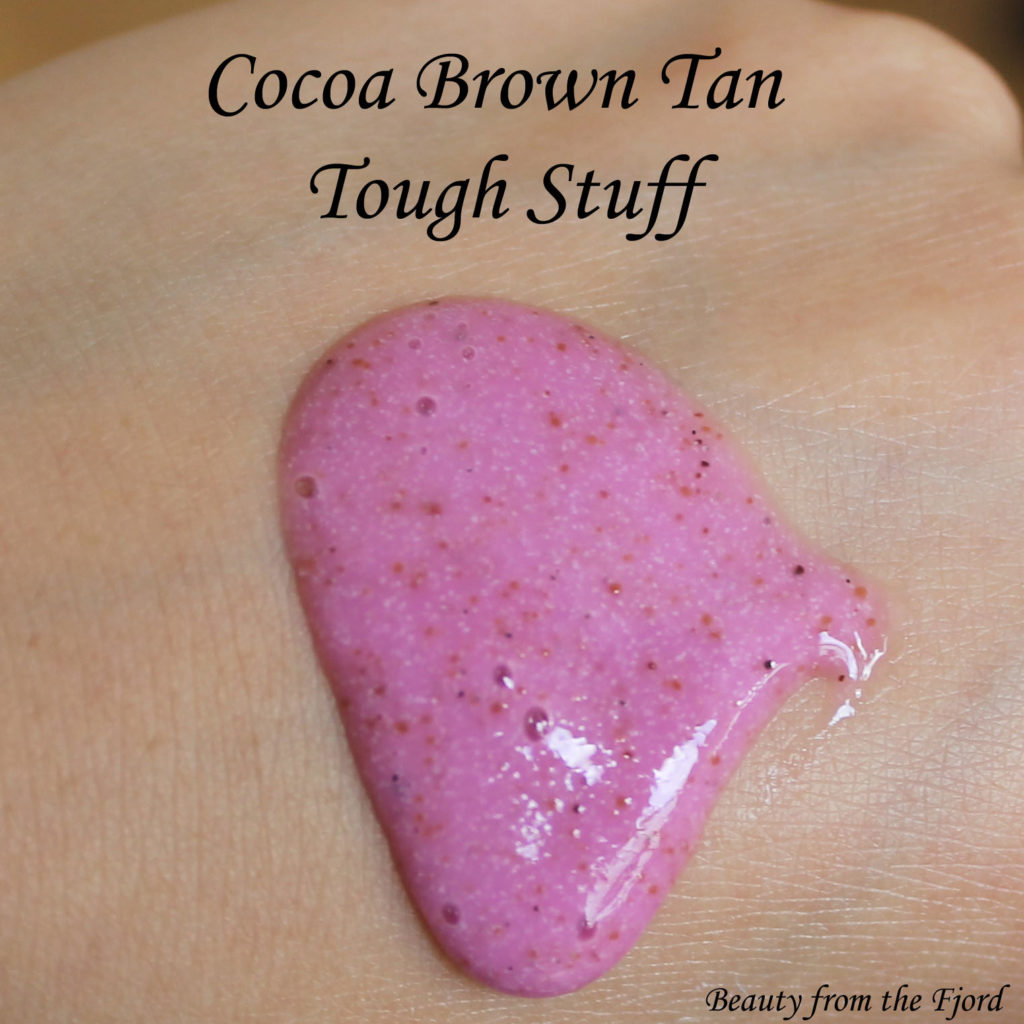 Cocoa Brown Tan Review: Tough Stuff and Gentle Bronze
