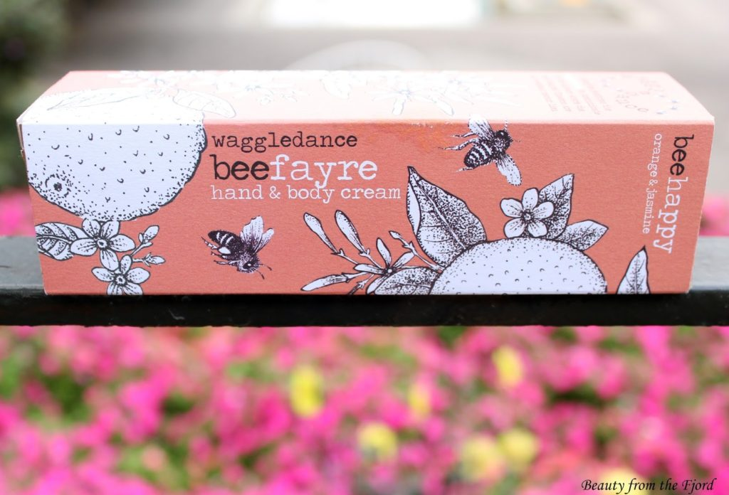 Beefayre Bee Happy Hand & Body Cream Review