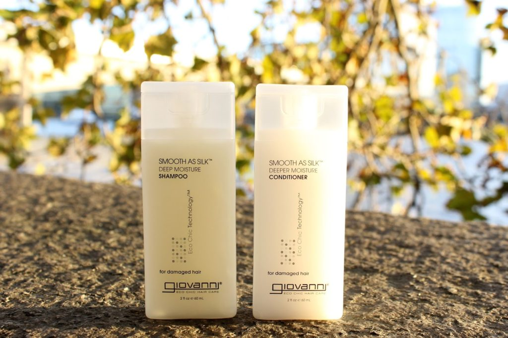October Mini Samples Review featuring: Giovanni Smooth as Silk Deep Moisturising Shampoo, Giovanni Smooth as Silk Deep Moisturising Conditioner