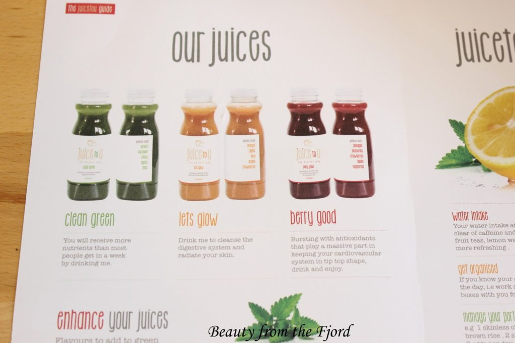 Juice To U 3-Day Detox Review