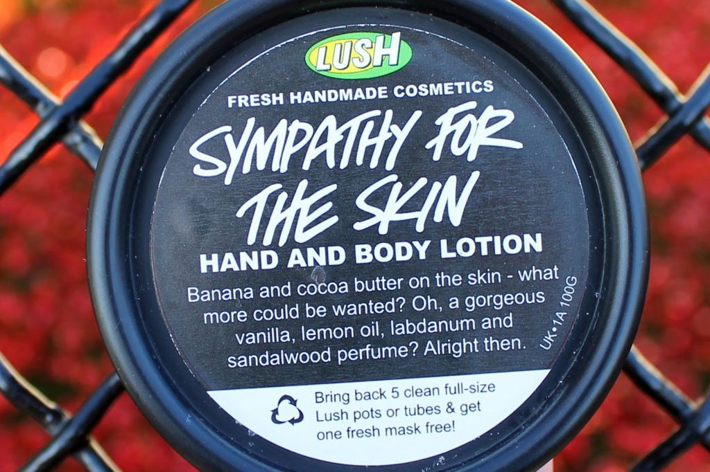 Lush Sympathy for the Skin Hand and Body Lotion Review
