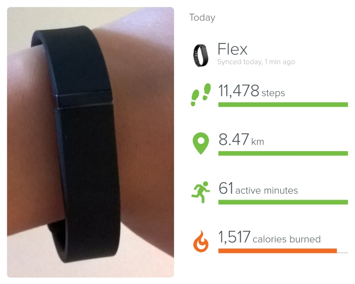 Zombie Evacuation Race with Joe Bloggers and Currys - Fitbit Review