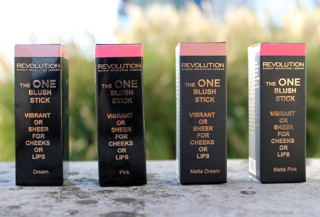 Makeup Revolution The One Blush Stick Review
