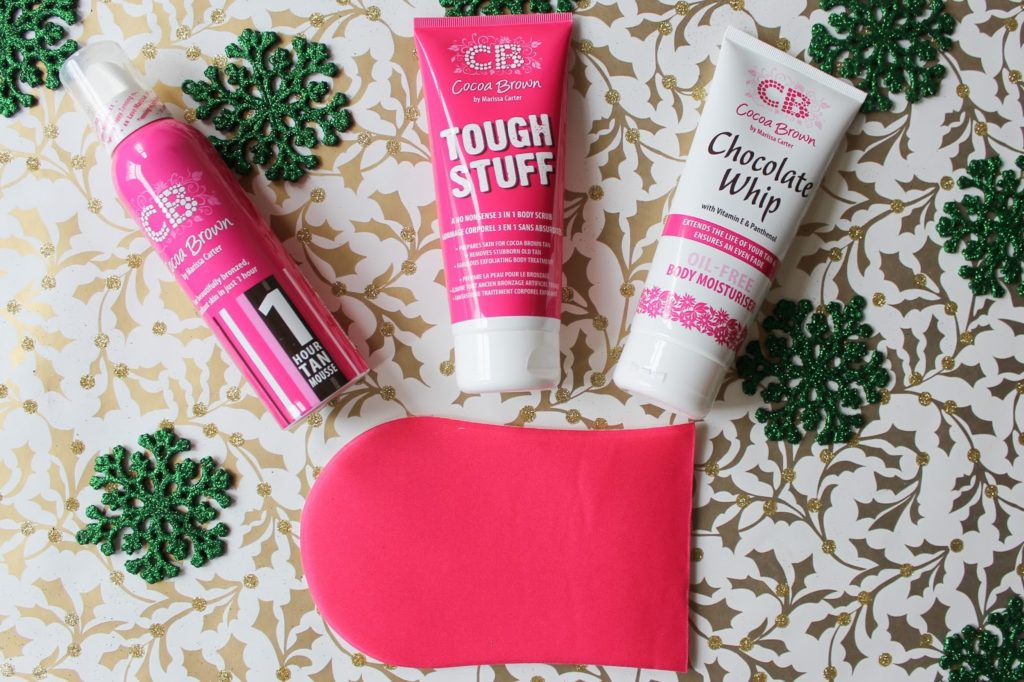 Cocoa Brown Luxury Gift Set Review