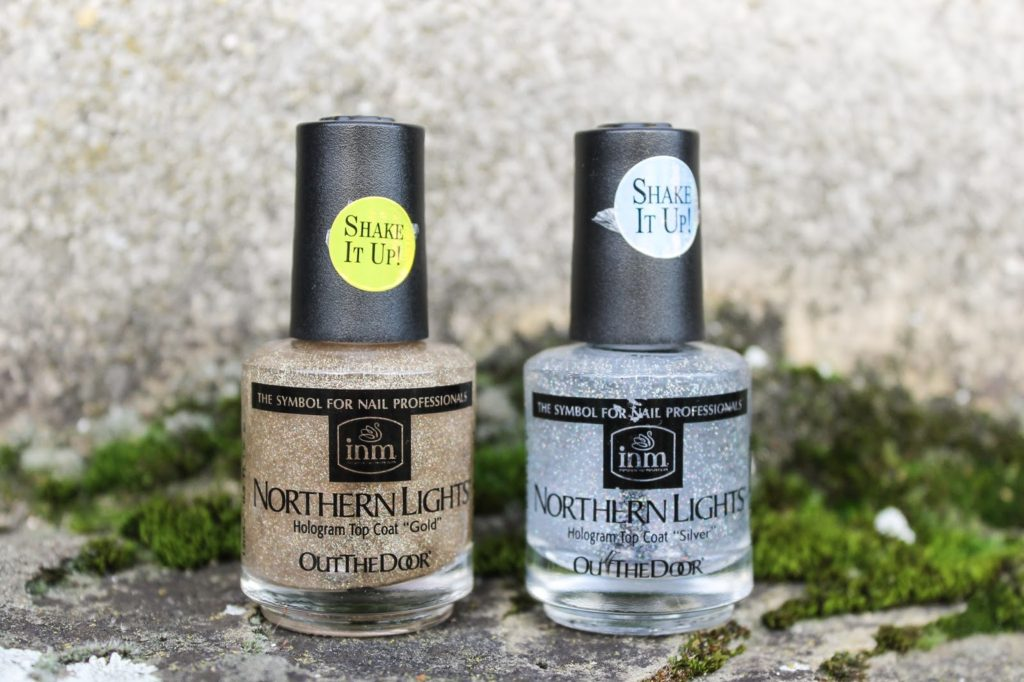 INM Northern Lights Hologram Top Coat Review