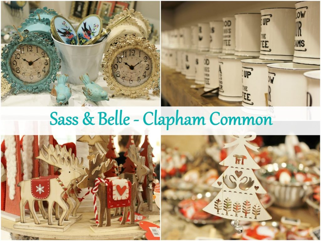 Sass & Belle Clapham Common Store Launch Party