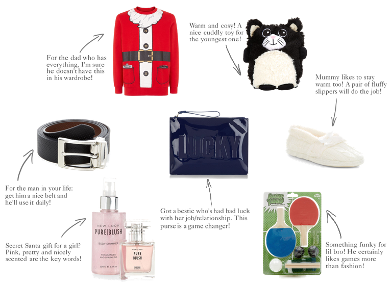 Christmas Gift Guide under £10 – Something for Everyone!