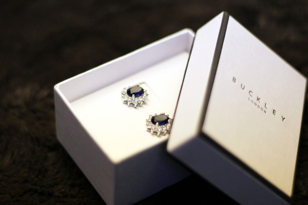 Buckley London Katherine Royal Blue Earrings Review