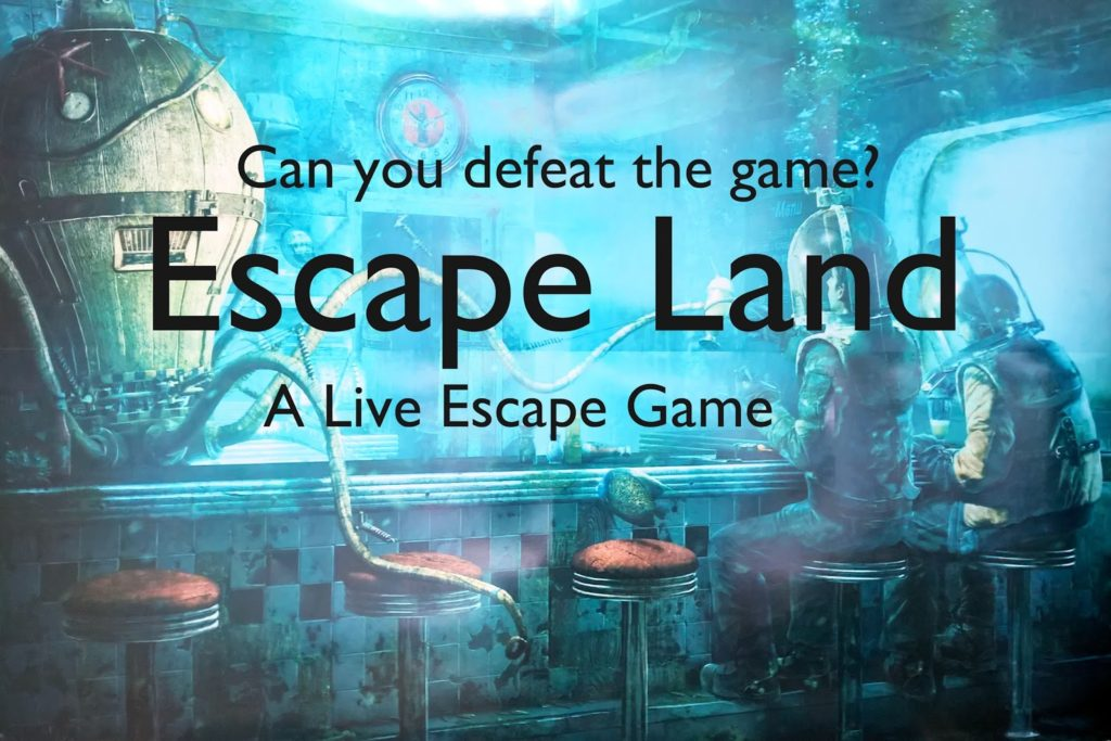 Escape Land Review - A Live Escape Room Game