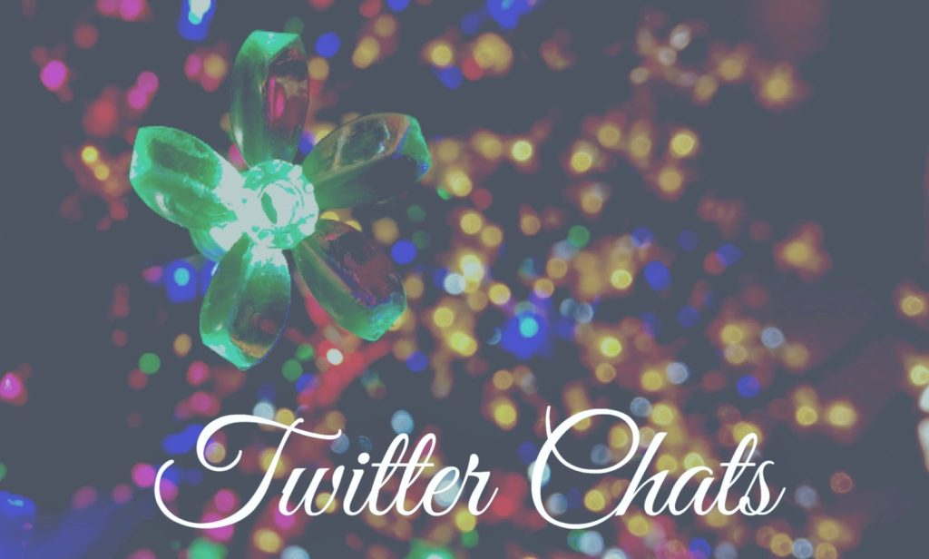 Weekly Twitter Chats for Bloggers