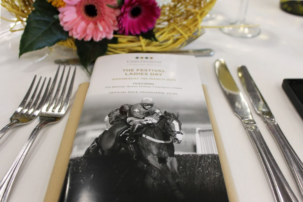 A VIP Experience at Cheltenham Festival Ladies Day 2015
