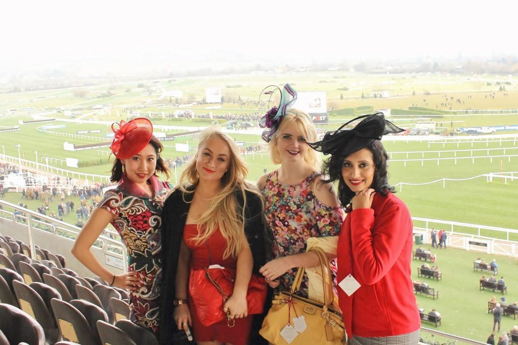 A VIP Experience at Cheltenham Festival Ladies Day 2015 Outfits!