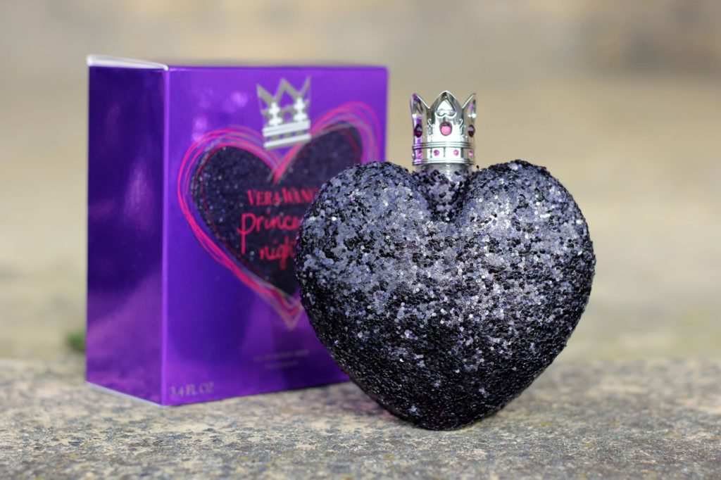 Perfume Click Mini Haul - Vera Wang Princess Night review