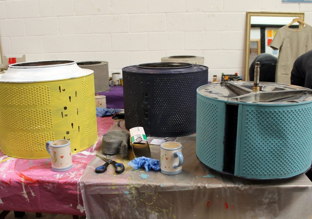 Upcycling with Currys at The Old School Club