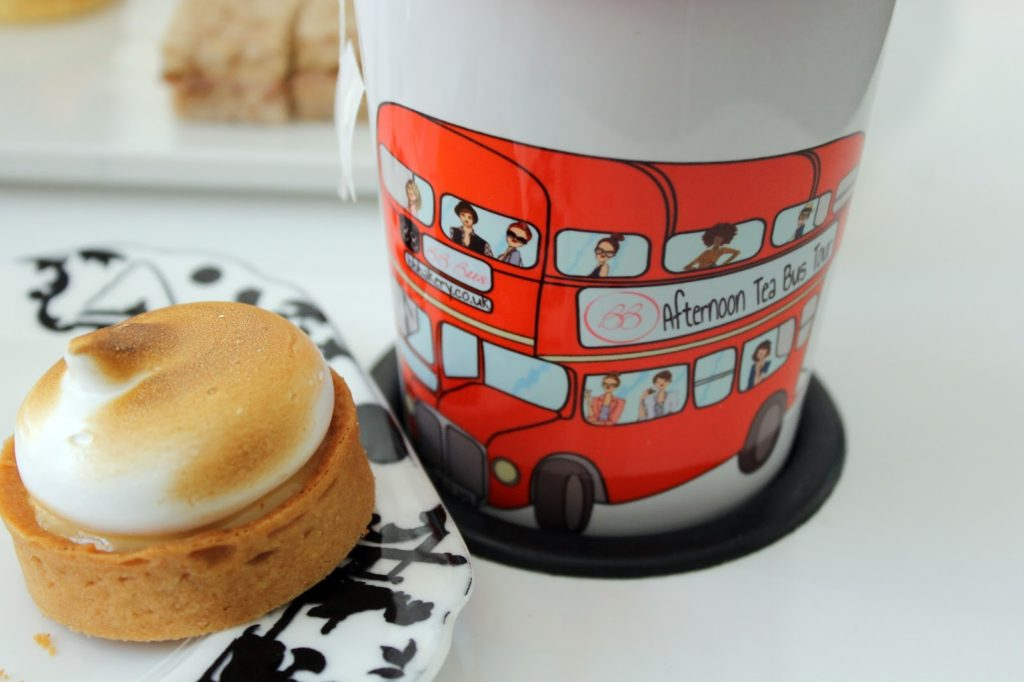 Afternoon Tea Bus Tour with BB Bakery & Thistle Hotels