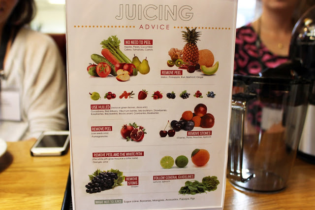 Juicing & Blending with Curry's & Joe Blogs