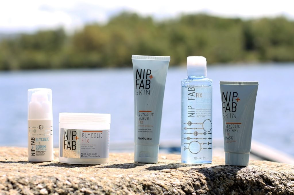 Nip+Fab Glycolic Fix Range Review