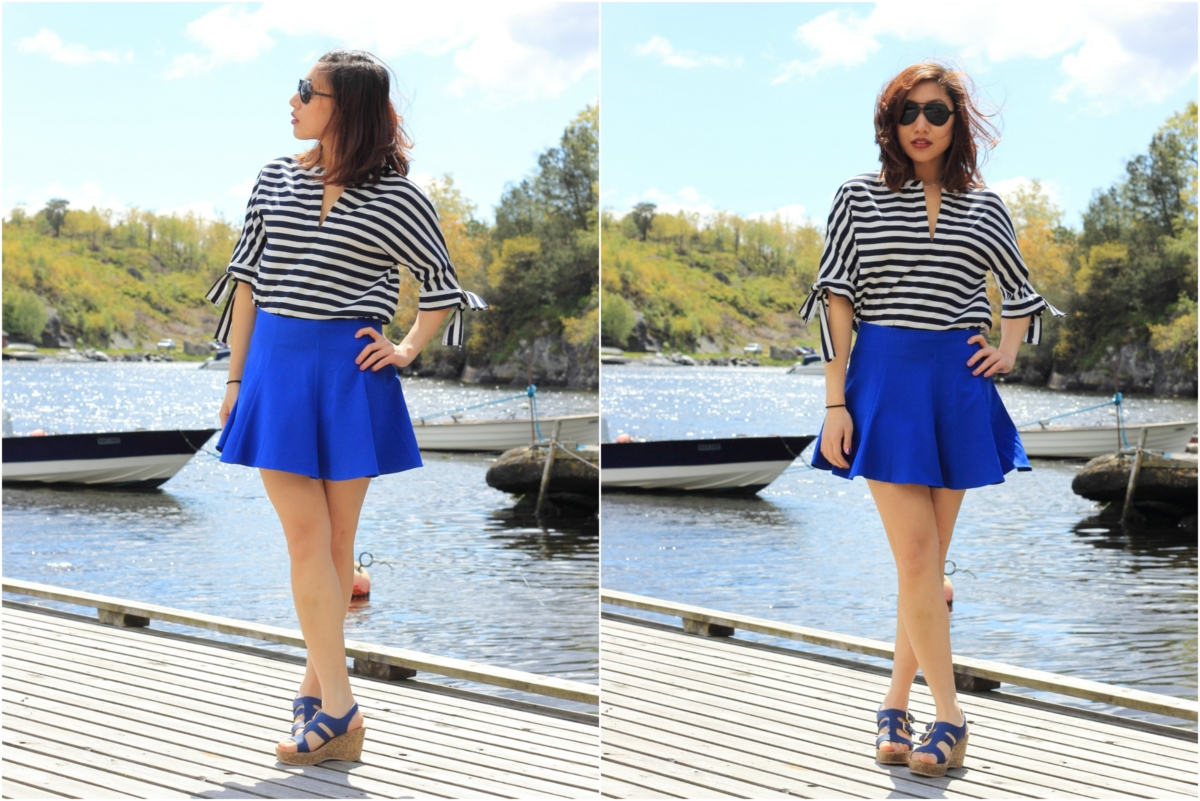 Outfit: Sunny Seaside