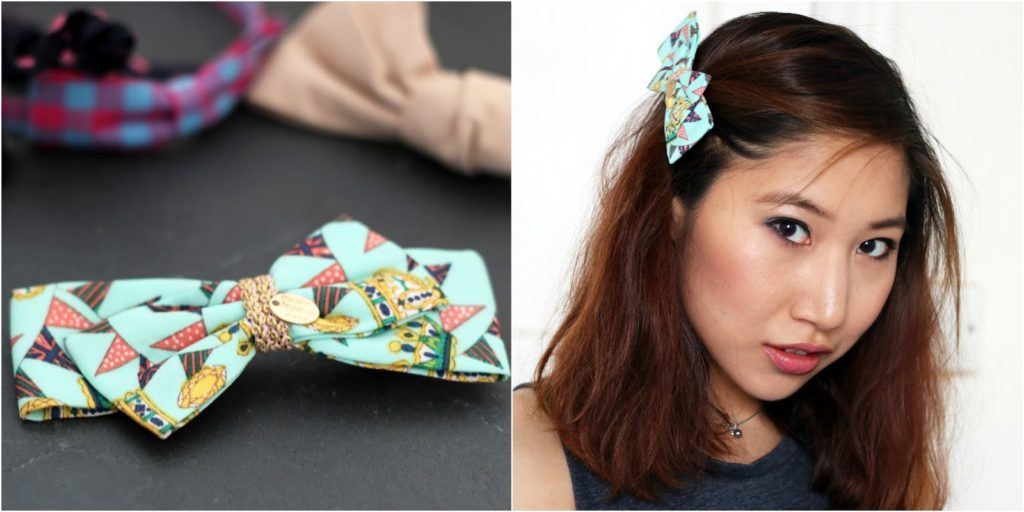 Liliputians Hair Accessories Lookbook & Review