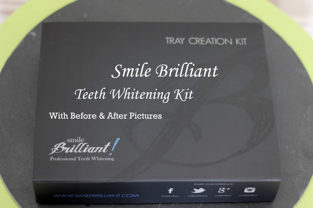 Smile Brilliant Teeth Whitening Kit Review