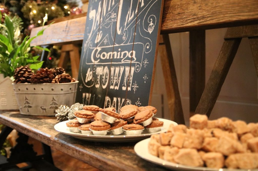 Christmas in July - Tesco Press Show 2015 - Delicious Food