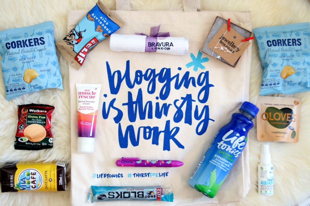 Bloggers Festival – Exciting Brands & Goodie Bags