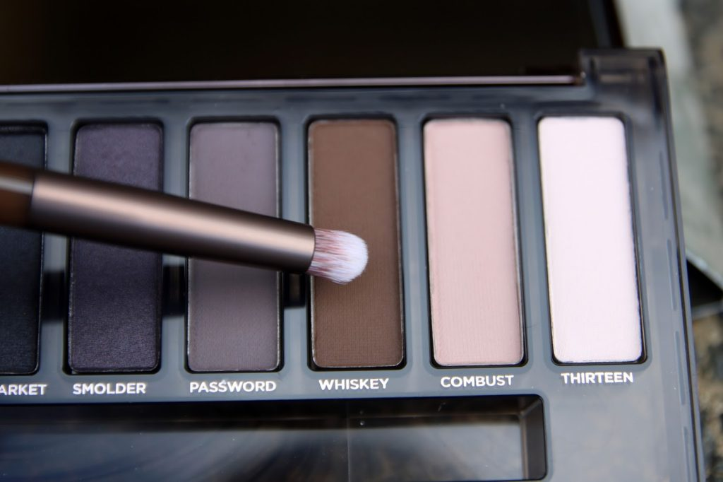 Urban Decay Naked Palette Smoky Review & Swatches