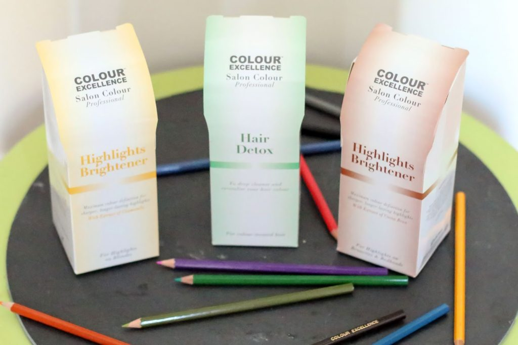 Colour Excellence Review & Giveaway