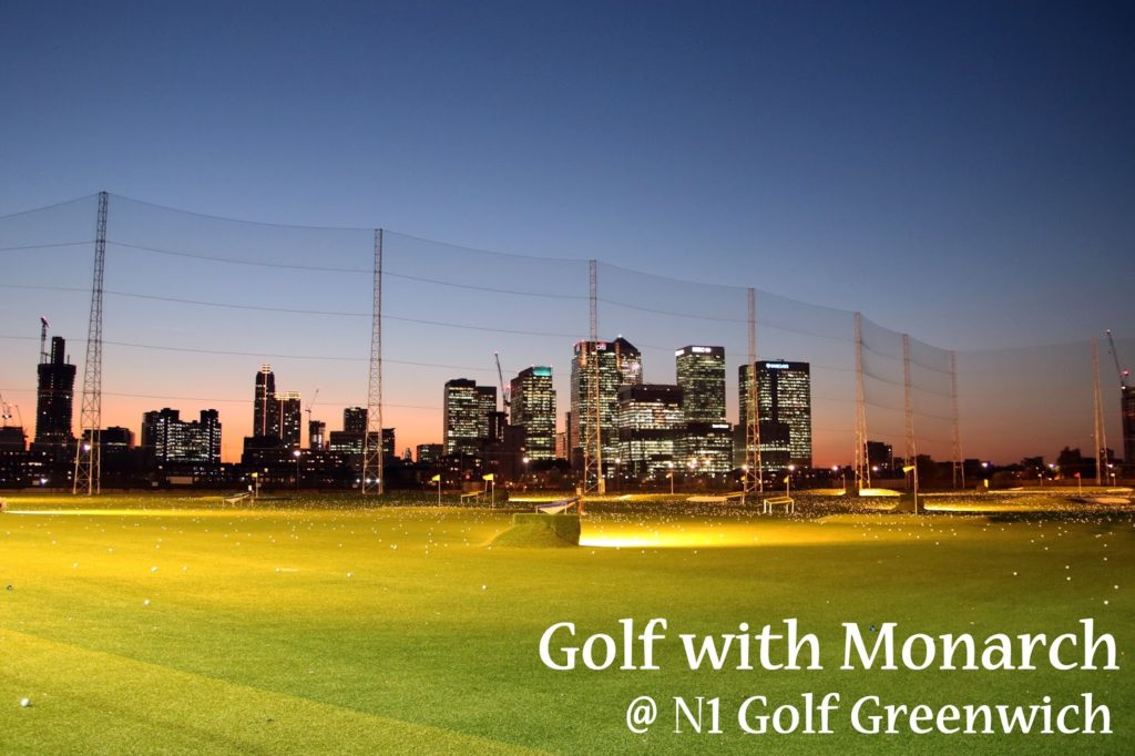 Golf with Monarch (+ Wine Tasting)