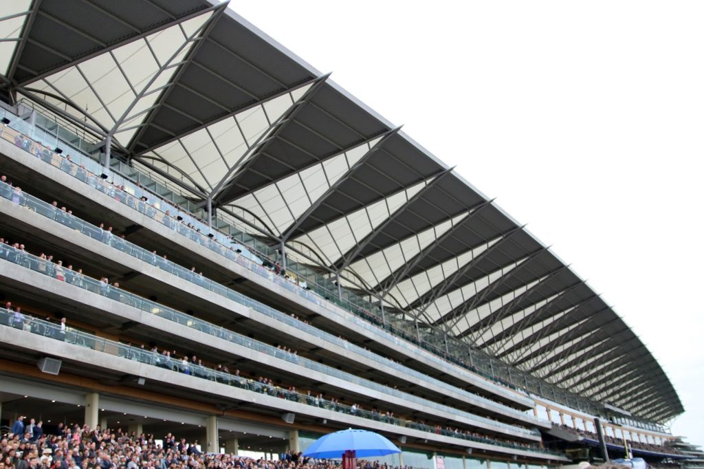 An Afternoon at Ascot with Ladbrokes - Champions Day