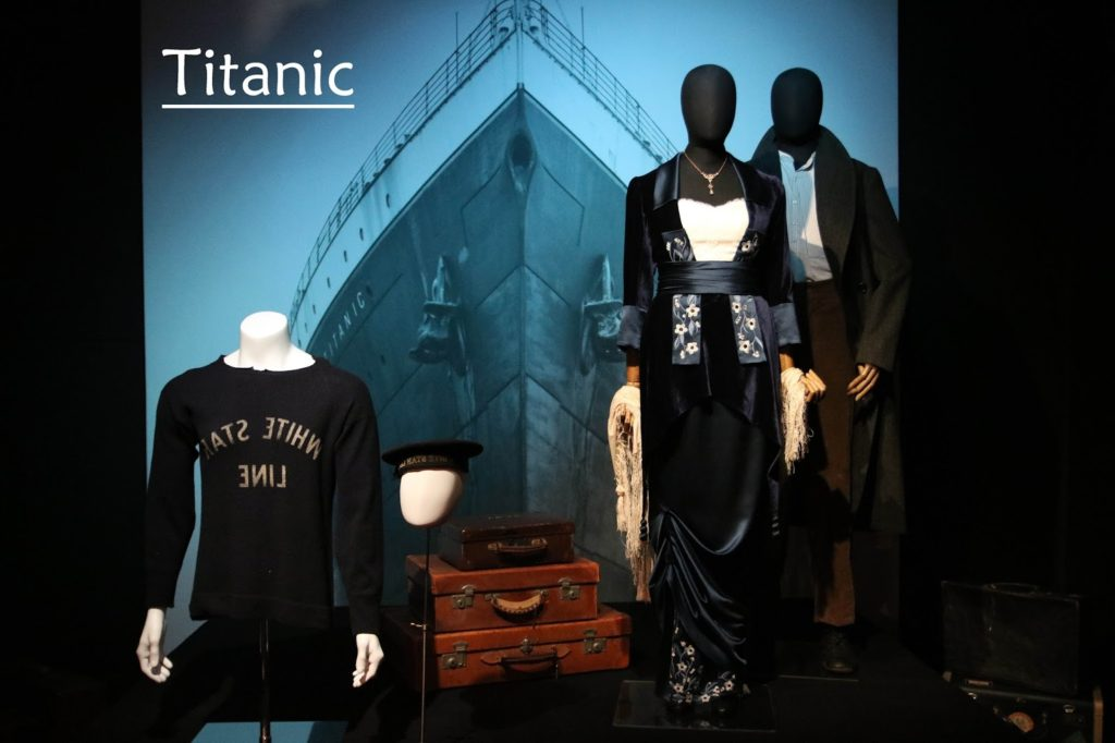 Dressed by Angels: Costume Exhibition - Titanic