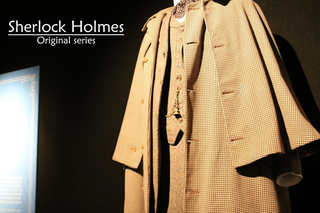 Dressed by Angels: Costume Exhibition - Sherlock Holmes