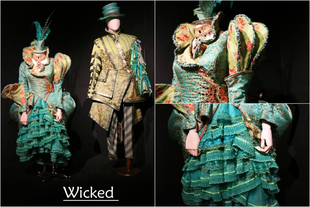Dressed by Angels: Costume Exhibition - Wicked