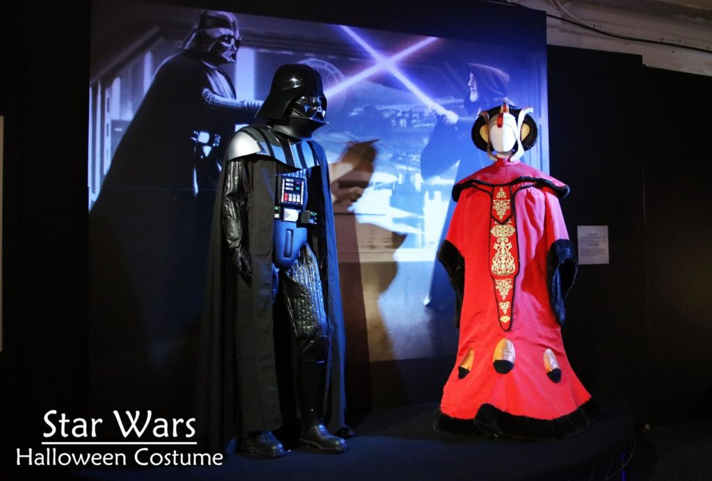Dressed by Angels: Costume Exhibition - Star Wars Halloween Costume