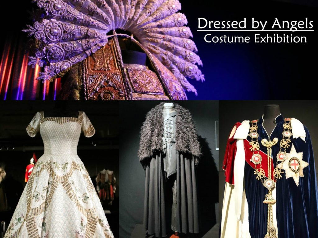 Dressed by Angels: Costume Exhibition