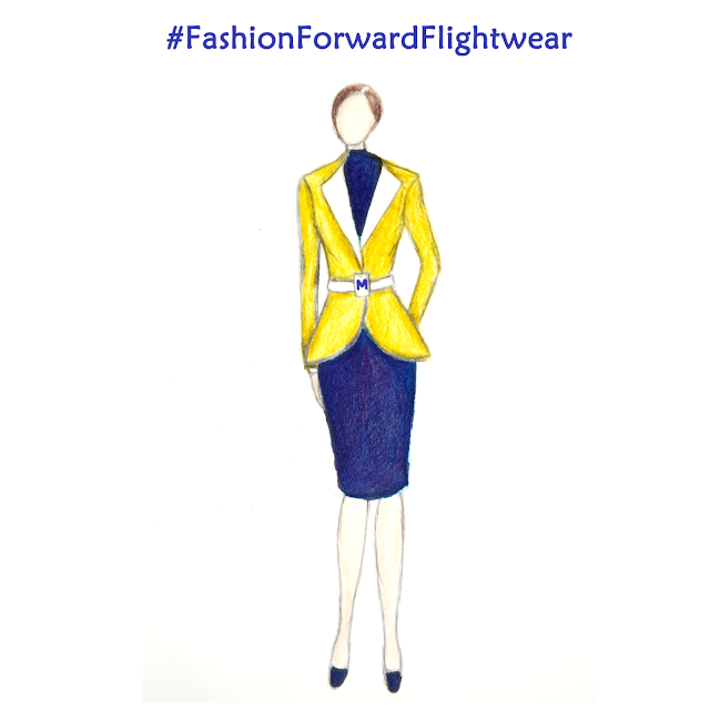 Fashion Forward Flightwear