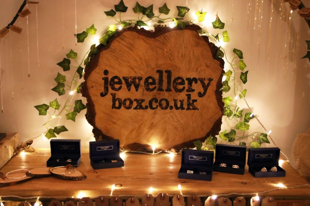 JewelleryBox Pop-up Shop